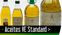 Aceites de Oliva Virgen Extra Standard