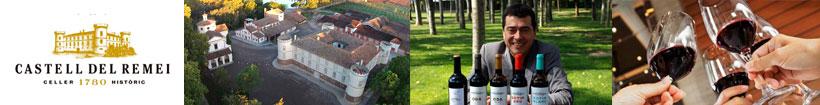 Vinos Castell del Remei en Sabority
