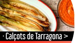 Calçots de Tarragona y packs Calçotada