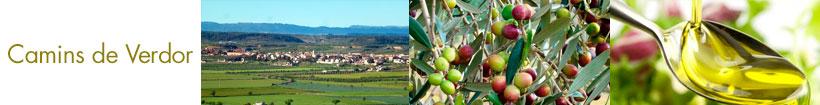 Camins de Verdor · Aceites de oliva virgen extra ecológicos en sabority.com