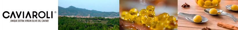 Caviaroli y caviaroli drops en sabority