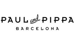 Galletas Paul and Pippa Barcelona logo