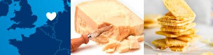 Galletas de queso Roka en sabority.com