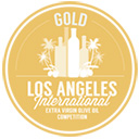 Gold Medal Los Angeles Internatonational extra virgin olive oil competition
