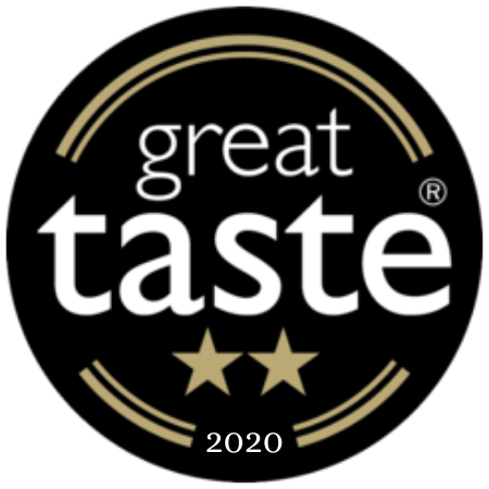Great Taste Awards 2 estrellas