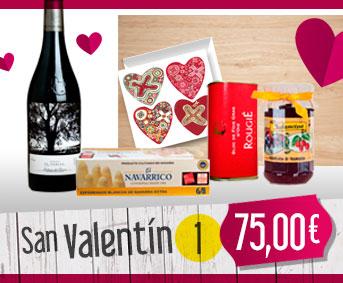 Comprar Pack Regalo San Valentín 1