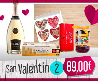 Comprar Pack Regalo San Valentín 2