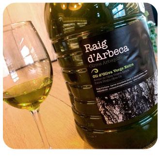 Comprar garrafas de Aceite de oliva virgen extra