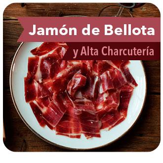 Comprar Jamón de Bellota y Alta Charcutería Gourmet