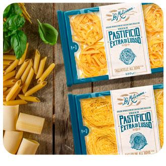 Comprar pasta italiana gourmet y ecológica