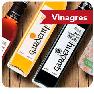 Comprar vinagres, acetos y agridulces gourmet