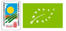 Logotipo de Agricultura Ecológica de Navarra