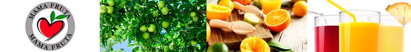 Mama Fruta · zumos de frutas gourmet en sabority