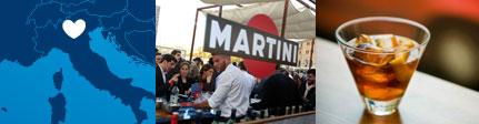 Martini Ambrato origen y presentación
