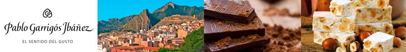 Pablo Garrigós Ibáñez · Chocolates y Turrones en Sabority.com