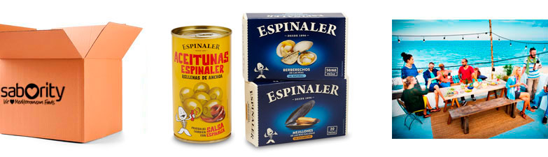 Pack Garbi de Espinaler · Aperitivo