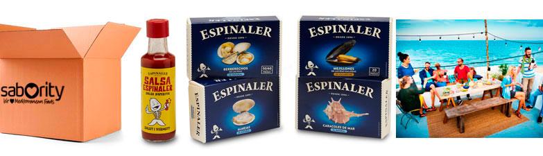 Pack Llevant de Espinaler · Aperitivo