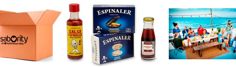 Pack Ponent de Espinaler · Aperitivo