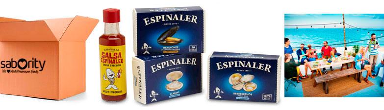 Pack Vermutet de Espinaler · Aperitivo