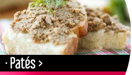 Patés Gourmet Premium
