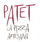 Logo pizza artesana patet sabority