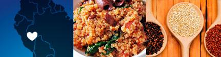 Quinoa Ecológica Kalpa origen sugerencia presentación