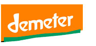 Sello de certificación Demeter